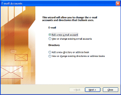 Types Of Email Accounts >> Answer Setting Up An Email In Windows